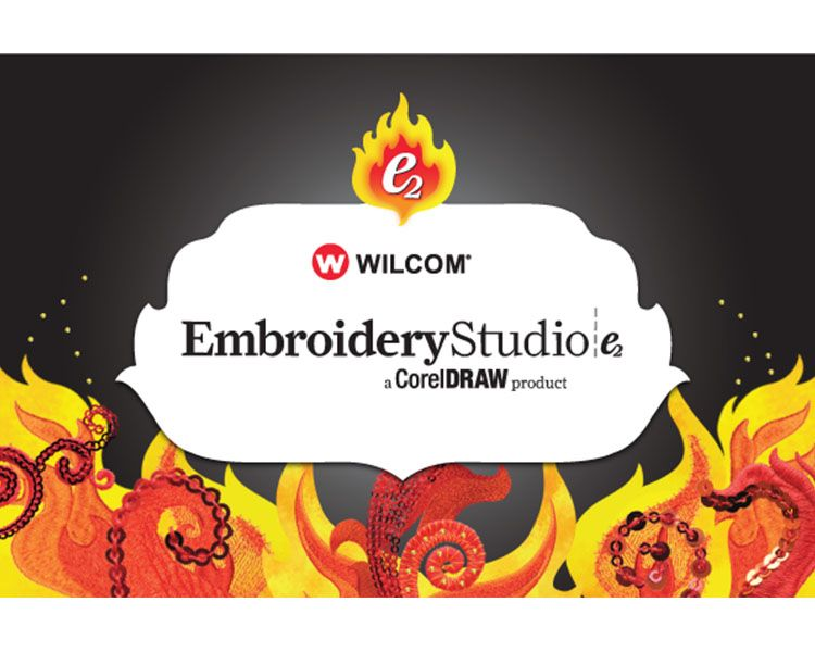 Installation of Wilcom Embroidery Studio E2