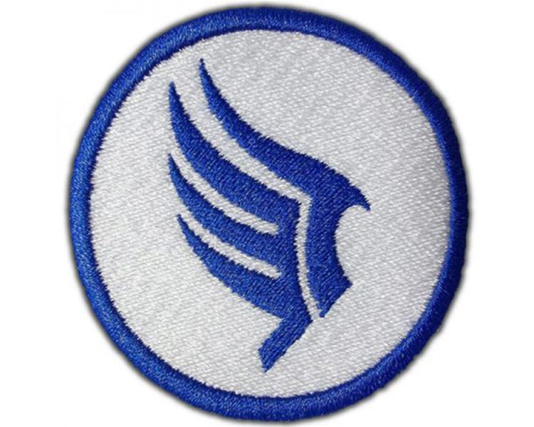 Mass Effect Embroidery Design Paragon